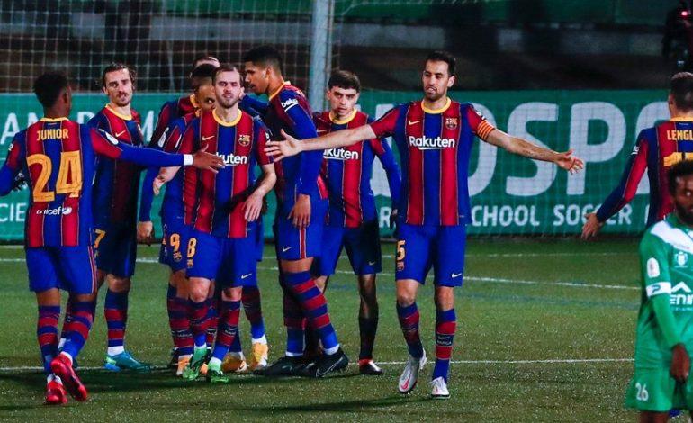 Hasil Pertandingan Cornella vs Barcelona: Skor 0-2
