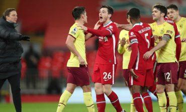 Hasil Pertandingan Liverpool vs Burnley: Skor 0-1