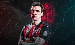 Mario Mandzukic Merasa Terhormat Bisa Gabung AC Milan