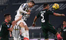 Juventus Menang Telak, tapi Ada yang Sedikit Mengusik Pirlo