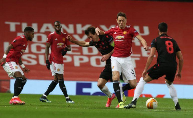 Man United vs Sociedad: Imbang 0-0, Setan Merah Tetap Lolos ke 16 Besar