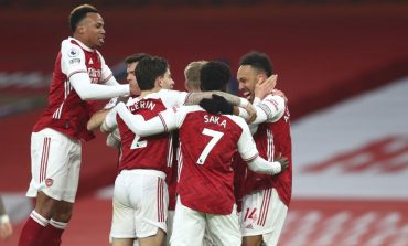 Selamat! Aubameyang Berhasil Catatkan Hattrick Perdananya di Premier League
