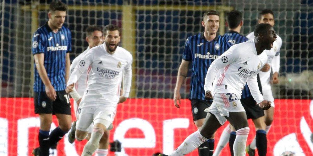 Hasil Pertandingan Atalanta vs Real Madrid: Skor 0-1