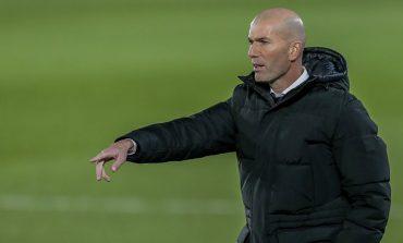 Zinedine Zidane Biarkan Masa Depannya di Real Madrid Tetap Kabur