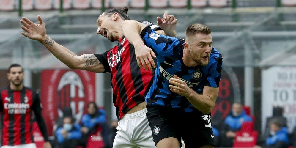 Milan Keok, Ibrahimovic Diejek Eks Inter Milan: Mau ke Sanremo?
