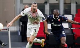 Hasil Pertandingan AC Milan vs Red Star Belgrade: Skor 1-1