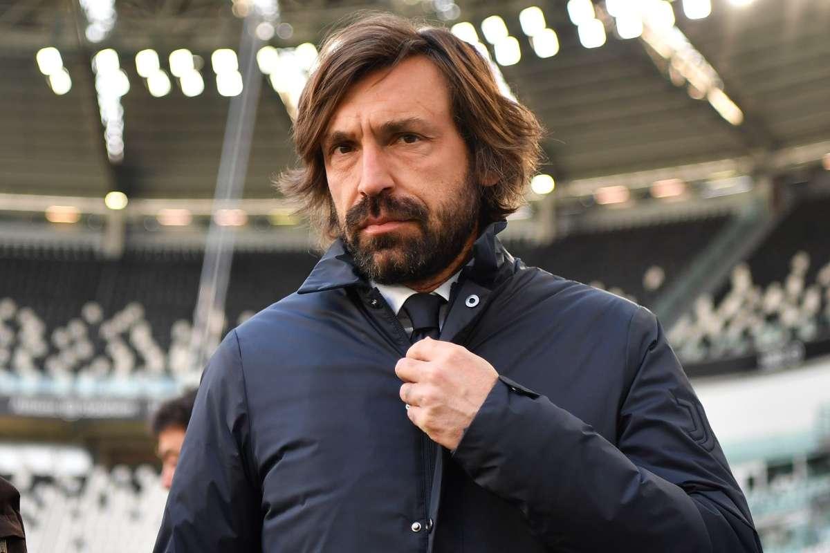 Andrea Pirlo Ribut sama Presiden Juventus?