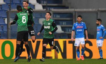 Drama Penalti di Penghujung Laga, Sassuolo vs Napoli Tuntas 3-3