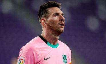 Lionel Messi Samai Rekor Xavi di Barcelona