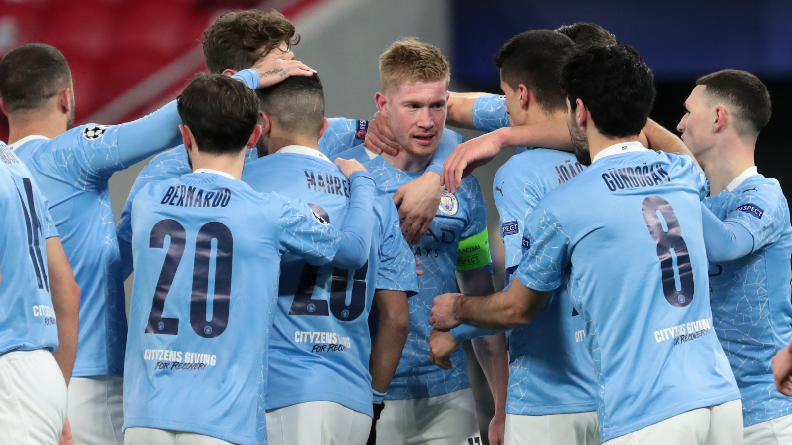 Man City vs Gladbach: The Citizens Melaju ke Perempatfinal