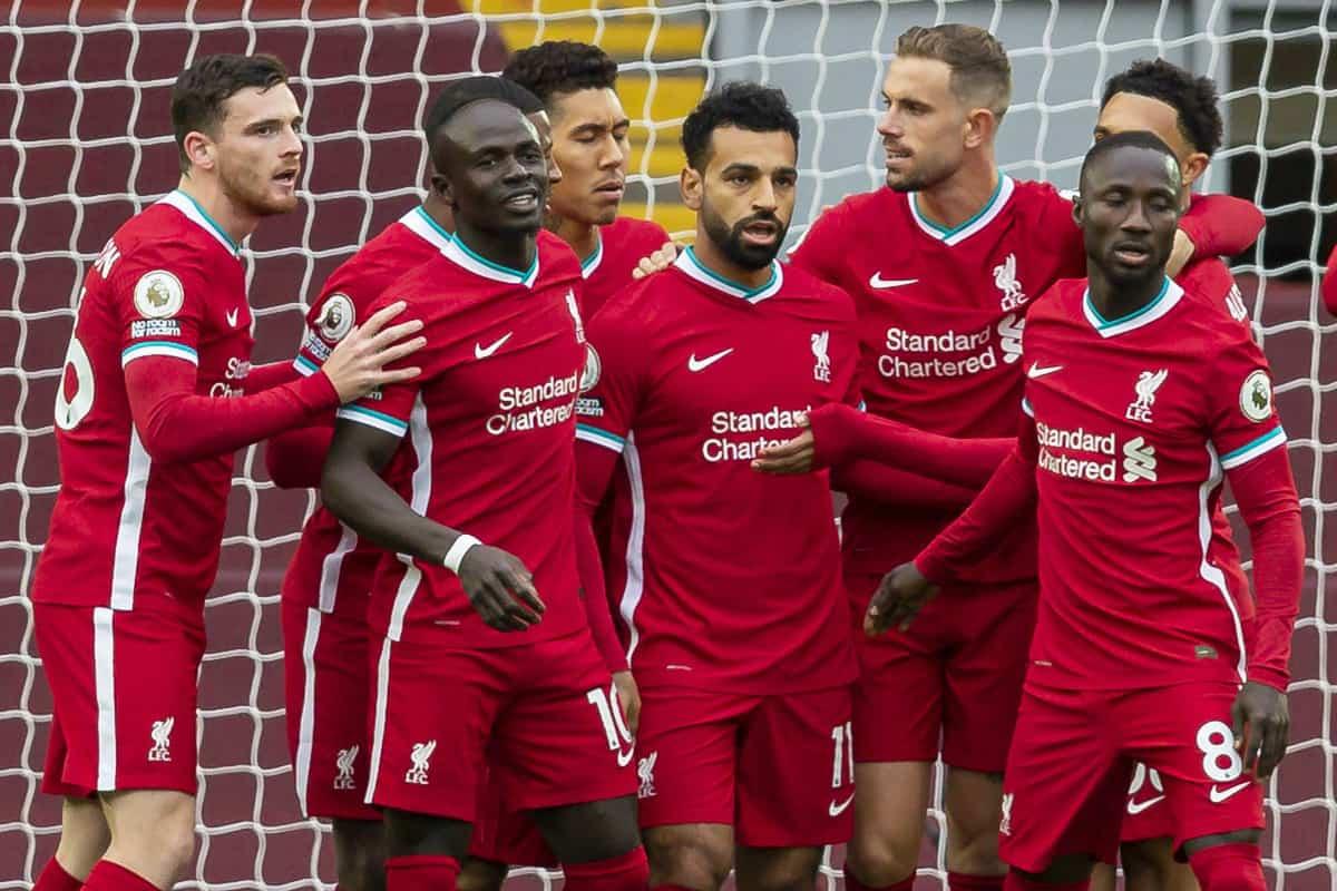 Optimisme Liverpool di Tengah Masa-masa Sulit