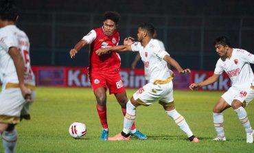 Piala Menpora 2021: PSM Tundukkan Persija 2-0