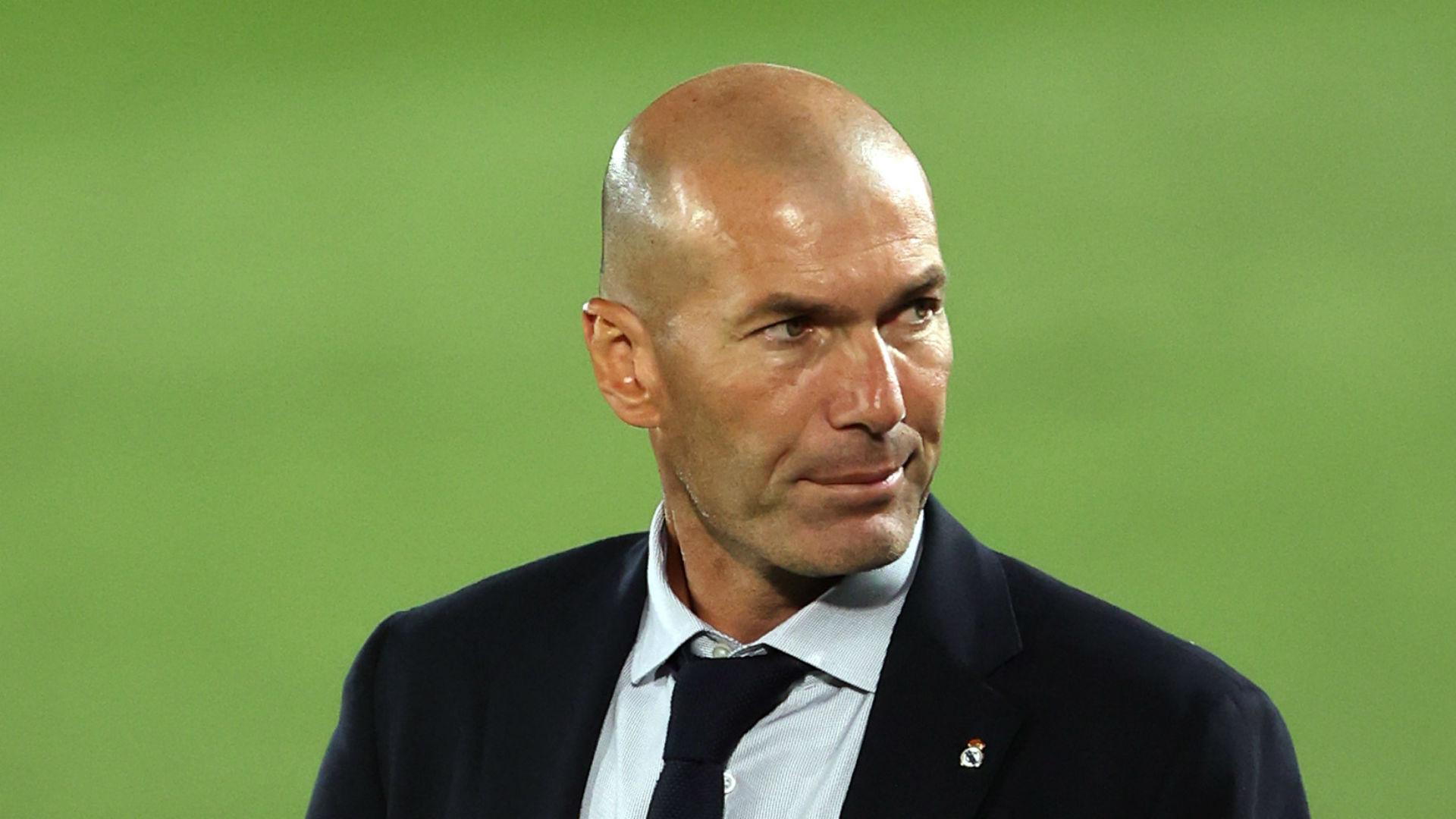 Zinedine Zidane di Ambang Pemecatan?