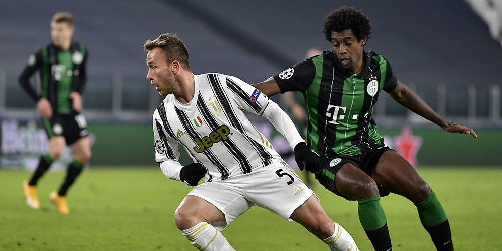 Hasil Pertukaran Arthur dan Pjanic: Juventus dan Barcelona Sama-sama Merugi