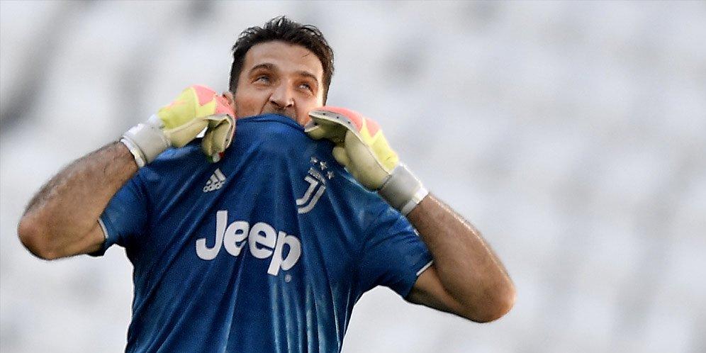 Bakal Pisah Dengan Buffon, Juventus Lirik Lagi Kiper Berdarah Indonesia Ini