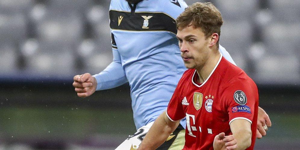 Man of the Match Bayern Munchen vs Lazio: Joshua Kimmich