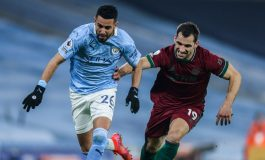 Man of the Match Manchester City vs Wolverhampton: Riyad Mahrez