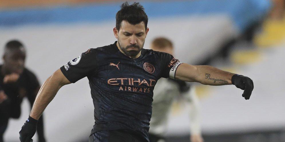 Gabriel Jesus Soal Sergio Aguero: Dia Striker Lebih Baik dari Saya!