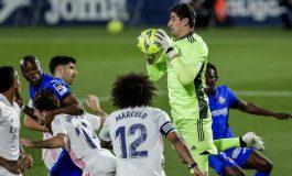 Getafe vs Real Madrid Berakhir 0-0