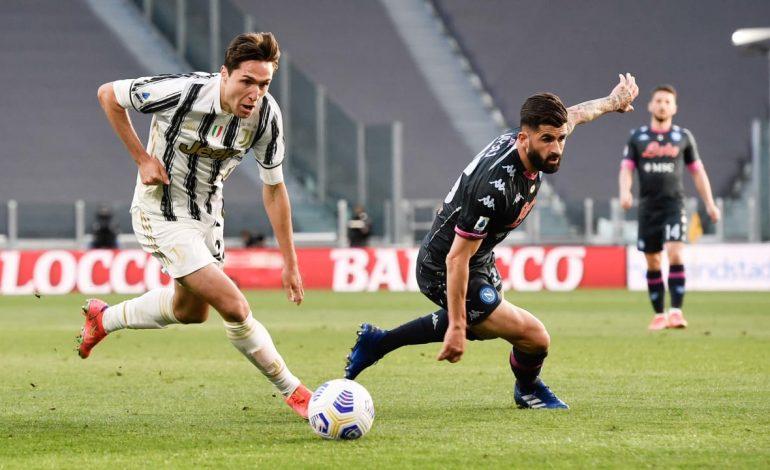 Juventus vs Napoli: Bianconeri Gebuk Partenopei 2-1