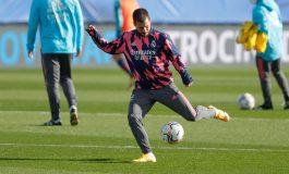 Real Madrid vs Barcelona: Lagi dan Lagi Eden Hazard Absen di El Clasico