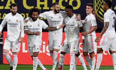 Hasil Pertandingan Cadiz vs Real Madrid: Skor 0-3