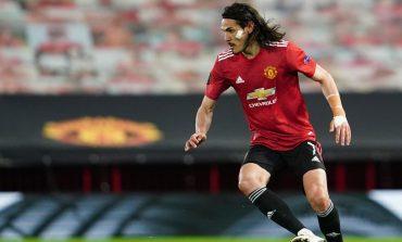 Man of the Match Manchester United vs AS Roma: Edinson Cavani