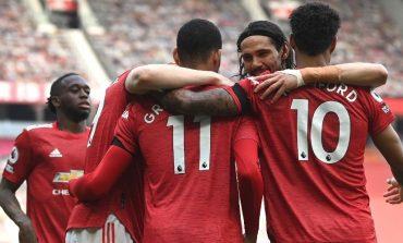 Hasil Pertandingan Manchester United vs Burnley: Skor 3-1