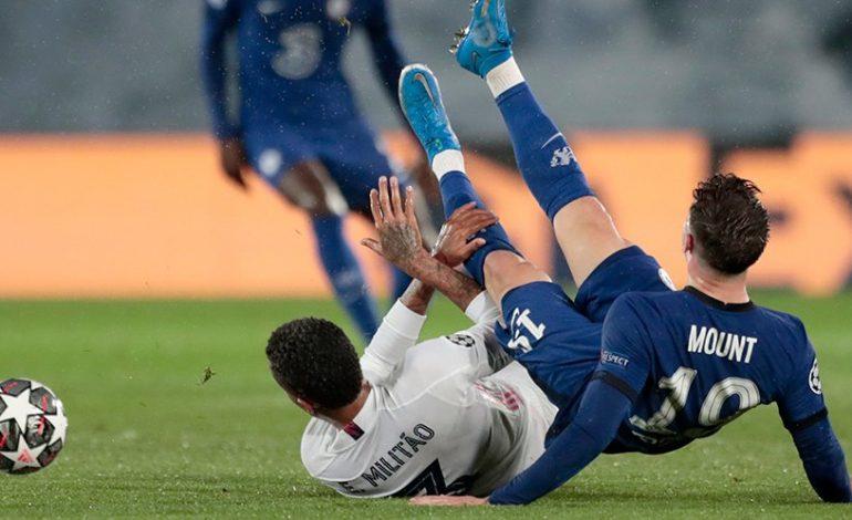 Hasil Pertandingan Real Madrid vs Chelsea: Skor 1-1