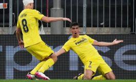 Kalahkan MU, Villarreal Juara Liga Europa 2020/2021