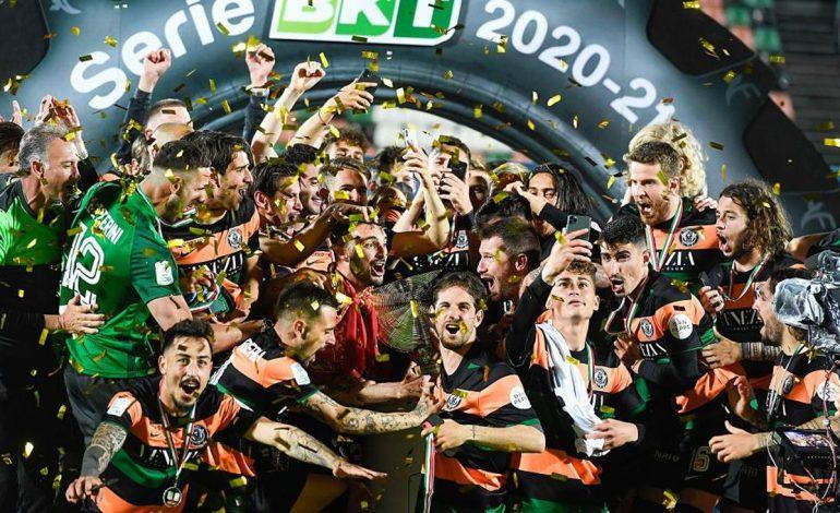 Venezia Kembali ke Serie A Setelah 20 Tahun Absen