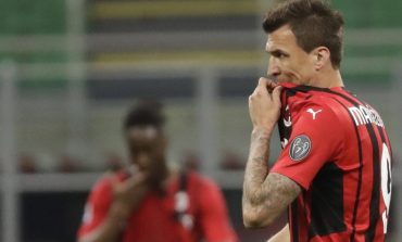 Pamit Tinggalkan AC Milan, Mario Mandzukic: Sangat Menyenangkan, Terima Kasih!