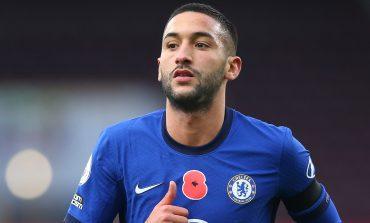 Chelsea Dikabarkan Akan Lepas Hakim Ziyech, 2 Klub Italia Peminatnya