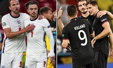 Inggris vs Jerman: The Three Lions Punya Peluang Menang Tanpa Adu Penalti