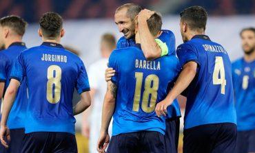 Hasil Pertandingan Italia vs Republik Ceko: Skor 4-0