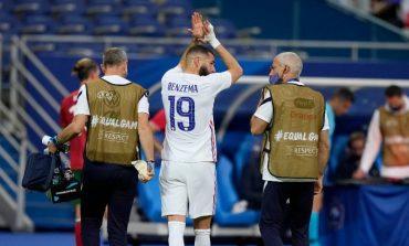 Kabar Baik! Benzema Siap Tempur Untuk Bela Prancis di Euro 2020