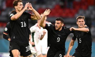 Hasil Euro 2020 Jerman vs Hungaria: Skor 2-2