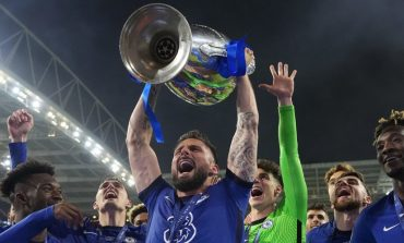 Kabar Baik! Giroud Isyaratkan Peluang Gabung Milan Masih Terbuka