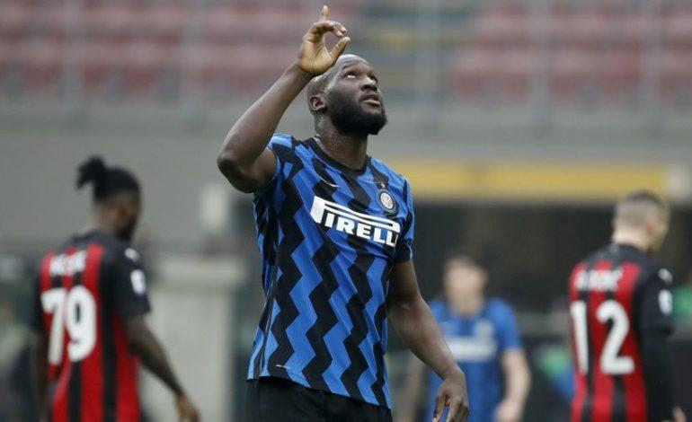 Dear Chelsea, Lukaku Saat Ini Bahagia di Inter