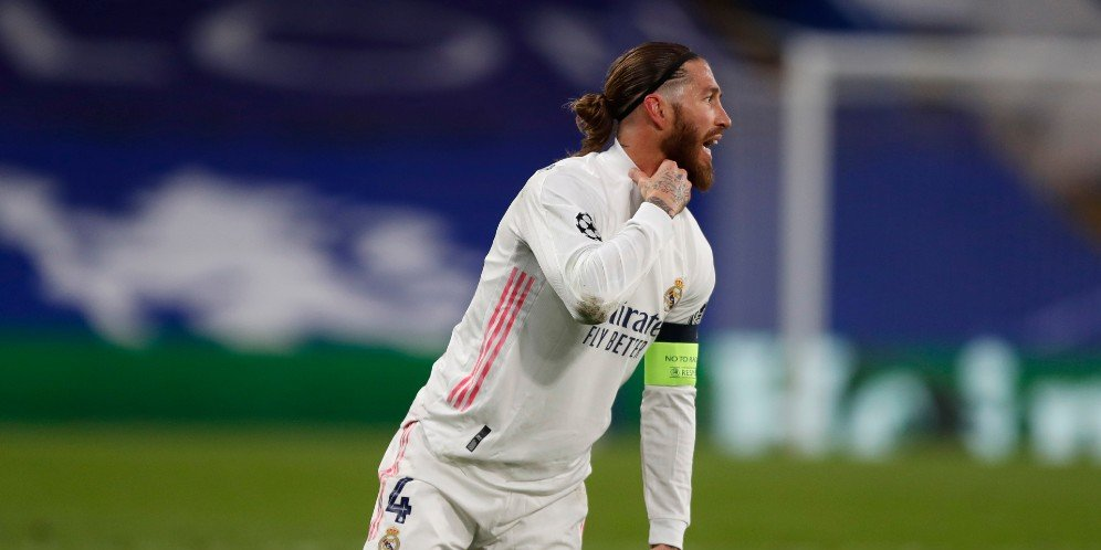 Berubah Pikiran, Sergio Ramos Putuskan Bertahan di Real Madrid