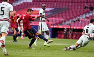 Hasil Pertandingan Spanyol vs Portugal: Skor 0-0