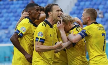 Hasil Euro 2020 Swedia vs Slovakia: Skor 1-0