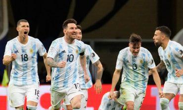 Hasil Copa America 2021 Argentina vs Kolombia: Skor 1-1 (Penalti 3-2)