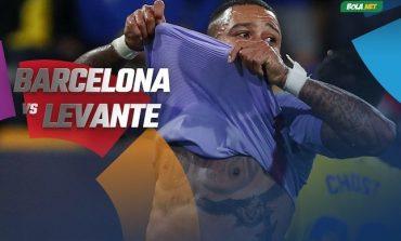 Prediksi Barcelona vs Levante 26 September 2021