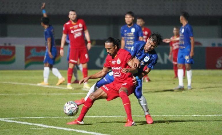 Hasil BRI Liga 1: Persija Diimbangi PSIS Gegara Gol Bunuh Diri