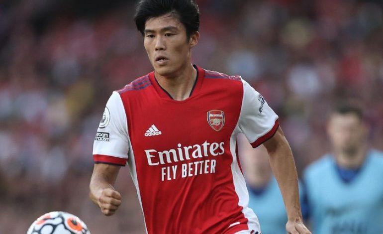 Idola Baru di Arsenal: Takehiro Tomiyasu