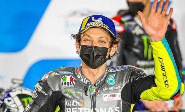 Valentino Rossi Serius Tatap 3 Balapan Terakhir