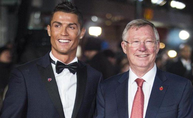 Sir Alex Ferguson Dukung Cristiano Ronaldo Raih Ballon d'Or