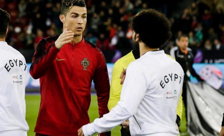 Mohamed Salah Menangi Penghargaan Ini, Kalahkan Ronaldo