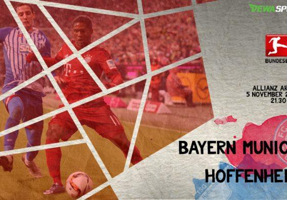 Prediksi Pertandingan Antara Bayern Munchen Melawan Hoffenheim